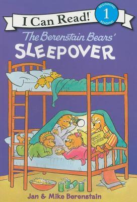 The Berenstain Bears' sleepover image cover