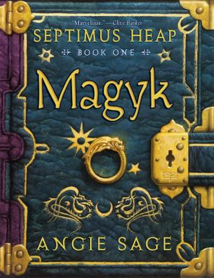 Magyk image cover