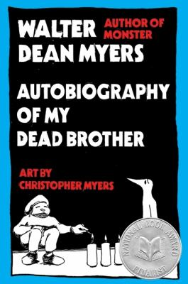 Autobiography of my Dead Brother  image cover