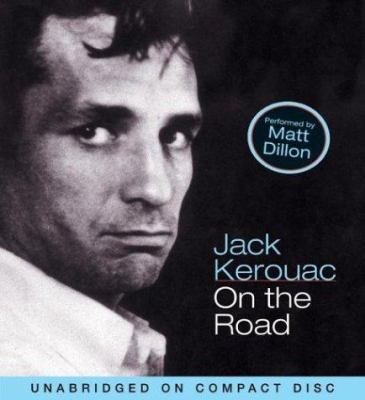On the Road  (read by Matt Dillon) image cover