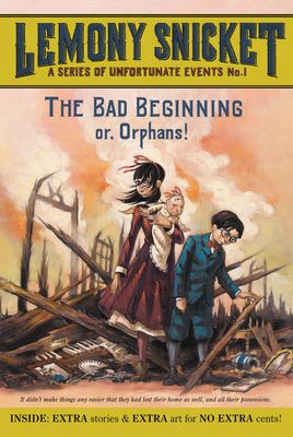 The Bad Beginning image cover