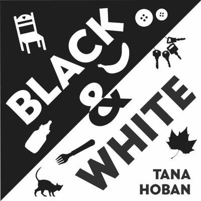 Black & White  image cover