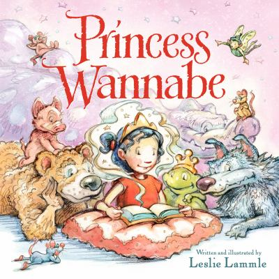 Princess Wannabe image cover