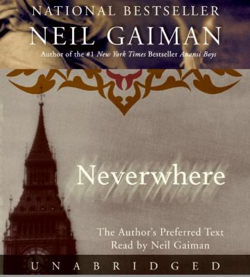 Neverwhere  (Narrator: Neil Gaiman) image cover
