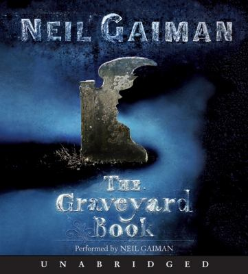 2009:  The Graveyard Book image cover