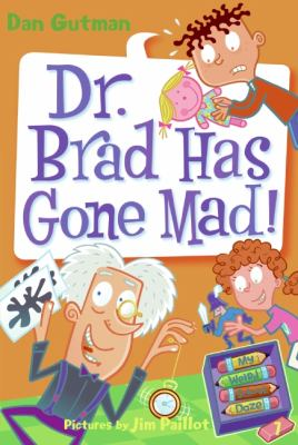 Dr. Brad has gone mad! image cover