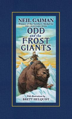 Odd and the Frost Giants  image cover