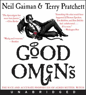 Good Omens image cover