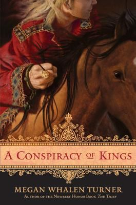 A Conspiracy of Kings  image cover