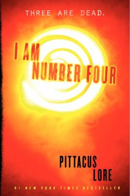 I Am Number Four image cover