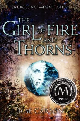 The Girl of Fire and Thorns  image cover