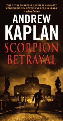 Scorpion Betrayal image cover