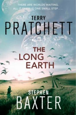 The Long Earth  image cover