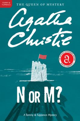 N or M?  image cover