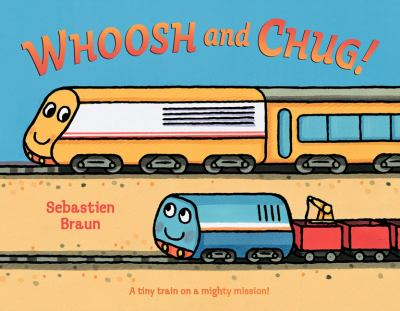 Whoosh and Chug! image cover