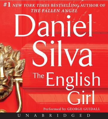 The English Girl  (Narrator: George Guidall) image cover
