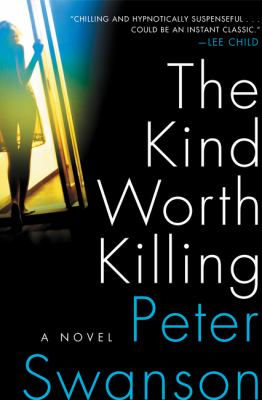 The Kind Worth Killing cover