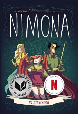 Nimona image cover