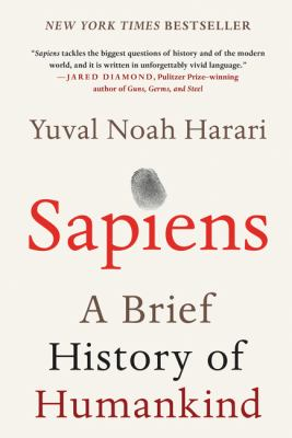 Sapiens: a Brief History of Humankind image cover