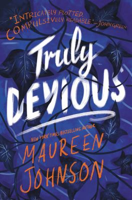 Truly Devious image cover