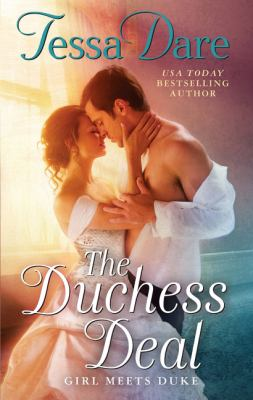 The Duchess Deal image cover