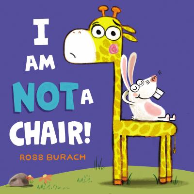 Cover image for I am not a chair!