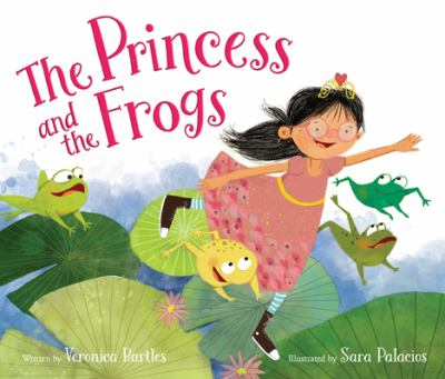 The Princess and the Frogs image cover