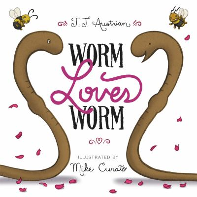 Worm Loves Worm image cover