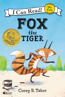 Fox the Tiger image cover