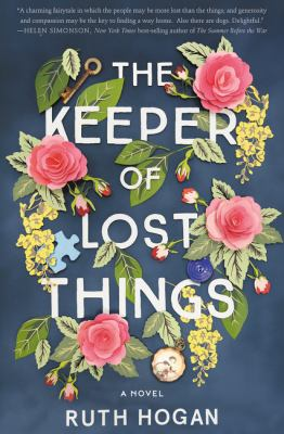 The Keeper of Lost Things image cover