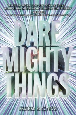 Dare Mighty Things image cover