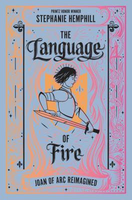 The Language of Fire : Joan of Arc Reimagined image cover