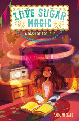 A Dash of Trouble image cover