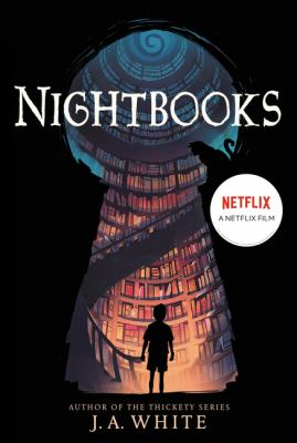 Nightbooks image cover