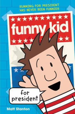 Funny Kid for President cover