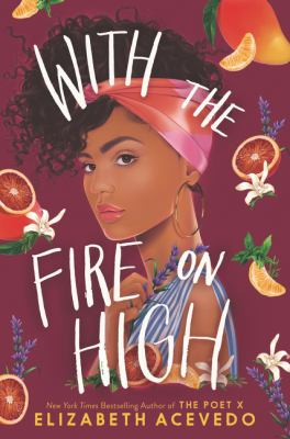 With the fire on high image cover
