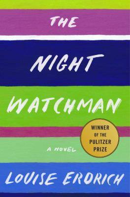 The Night Watchman image cover