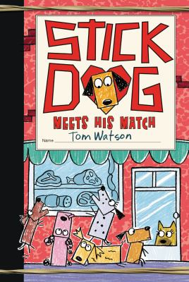 Stick Dog meets his match image cover