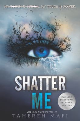 Shatter Me image cover