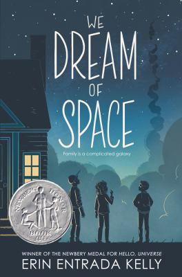 We Dream of Space image cover