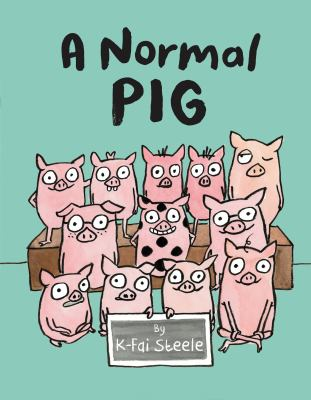 A Normal Pig image cover