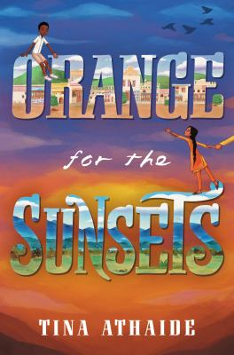 Orange for the Sunsets image cover