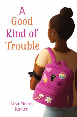 A Good Kind of Trouble image cover