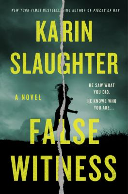 False Witness image cover