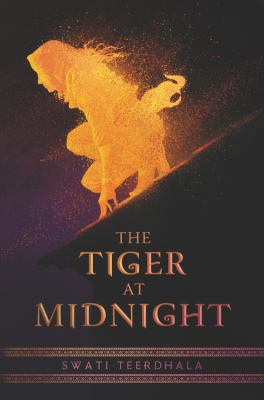 The Tiger at Midnight image cover