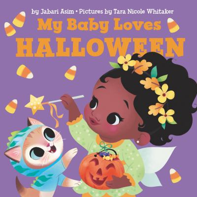 My Baby Loves Halloween image cover