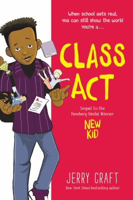 Class Act image cover