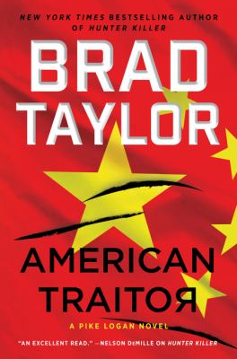 American Traitor image cover