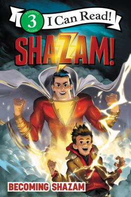 Becoming Shazam image cover
