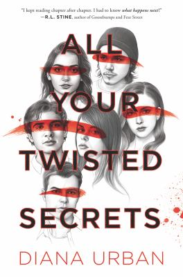 All Your Twisted Secrets image cover